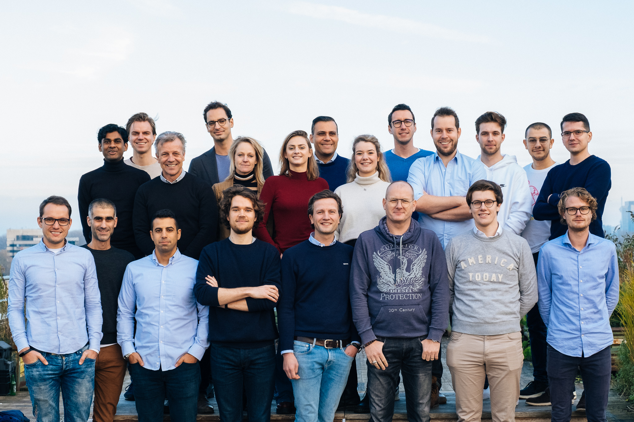 Quicargo team picture