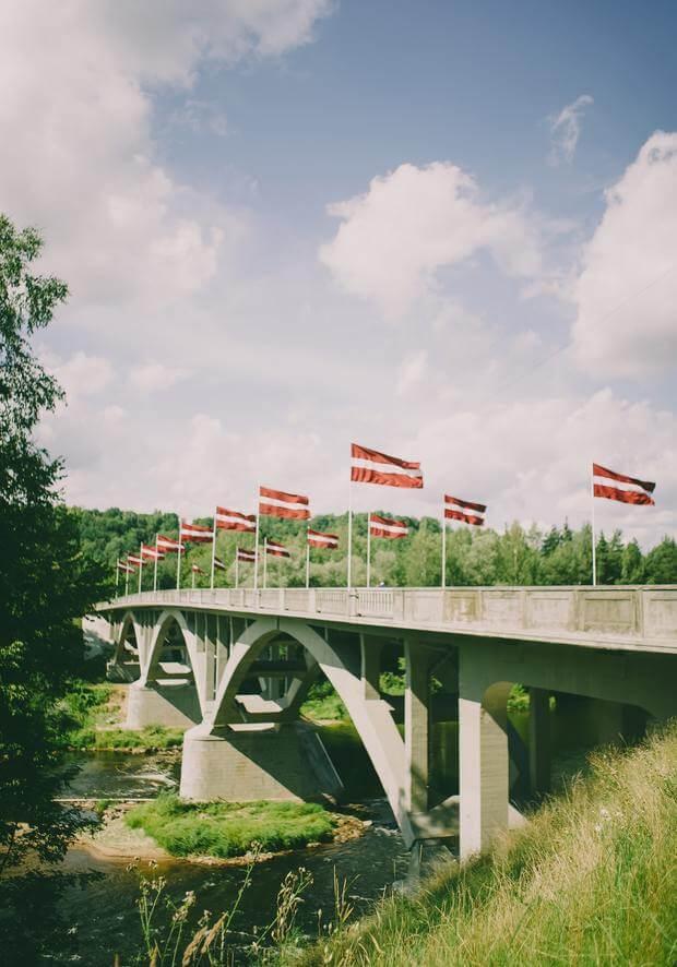 Letland transport