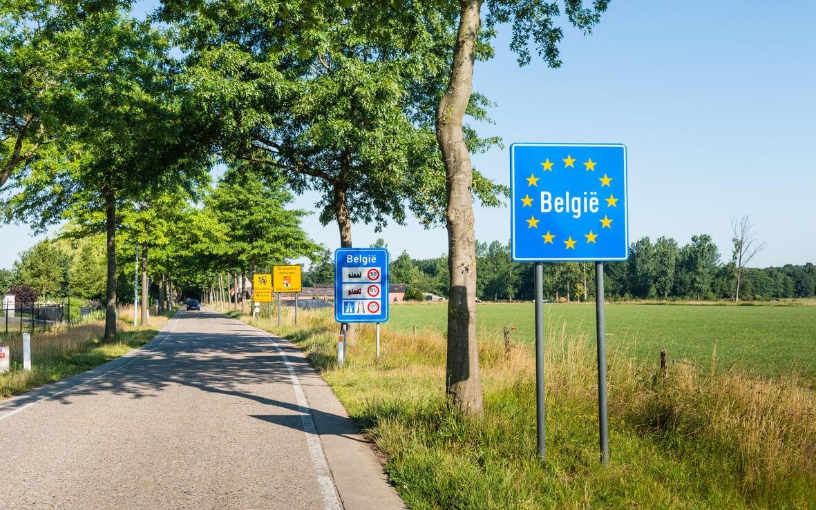 spot transport Belgium