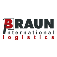 Expediteuren Logo Braun