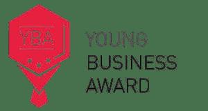 Young business Award Logo
