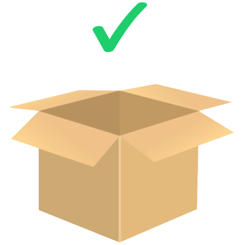 How to pack a parcel - 1