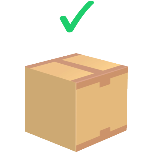 How to pack a parcel - 3