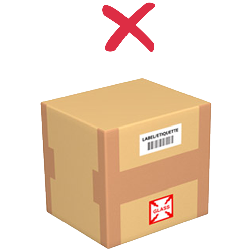 How to pack a parcel - 8