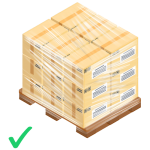 How to prepare a pallet - 11