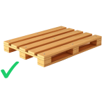 How to prepare a pallet - 1
