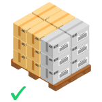 How to prepare a pallet - 3