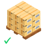How to prepare a pallet - 7